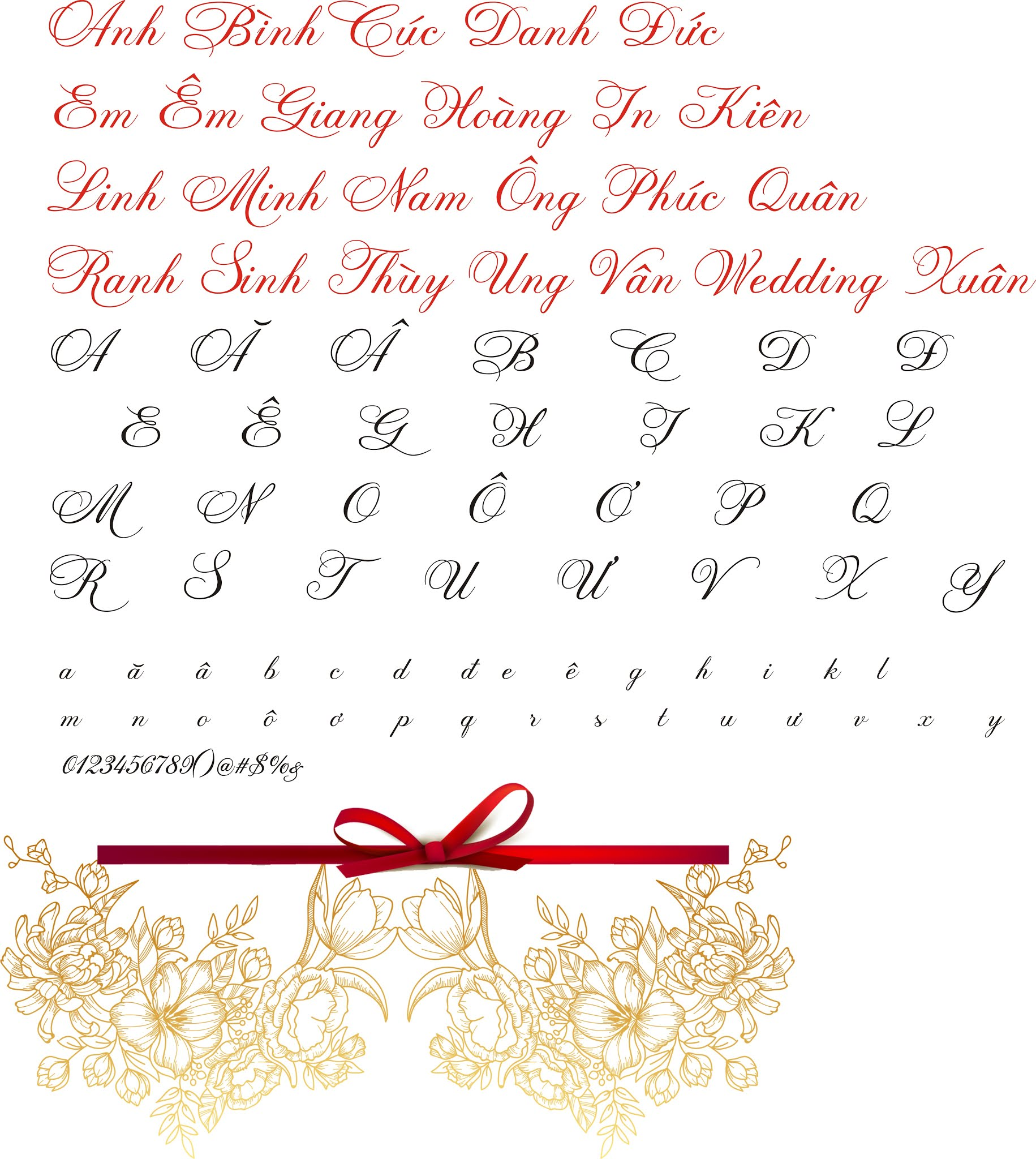 Fonts wedding DOWNLOAD FREE