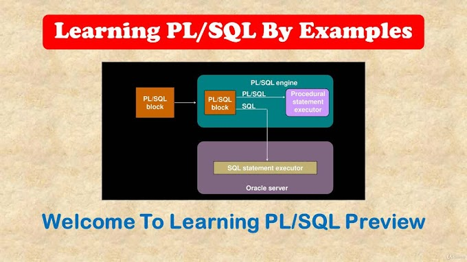 Learning PL/SQL - The Example Way