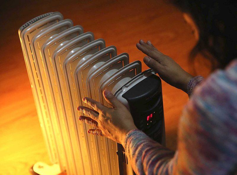 Calefacción para alérgicos al polvo