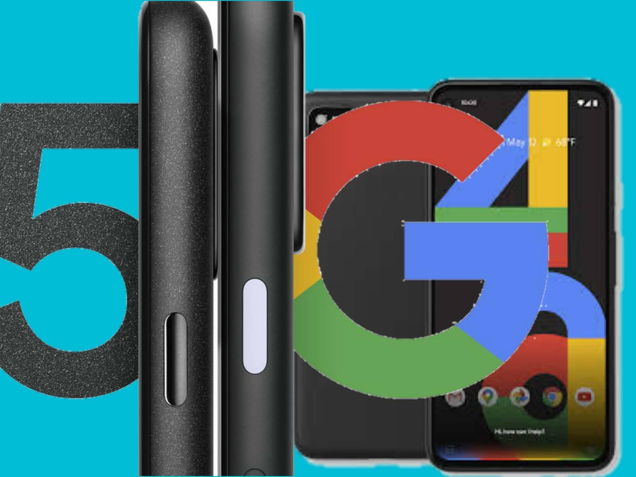 مواصفات وسعر هاتف جوجل بكسل 4a فايف جي Pixel 4a 5G الذي كشفت عنه جوجل مؤخراً