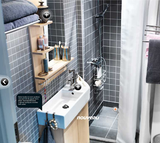 Art d co salles de bain ikea 2012 - Ikea accessoire salle de bain ...