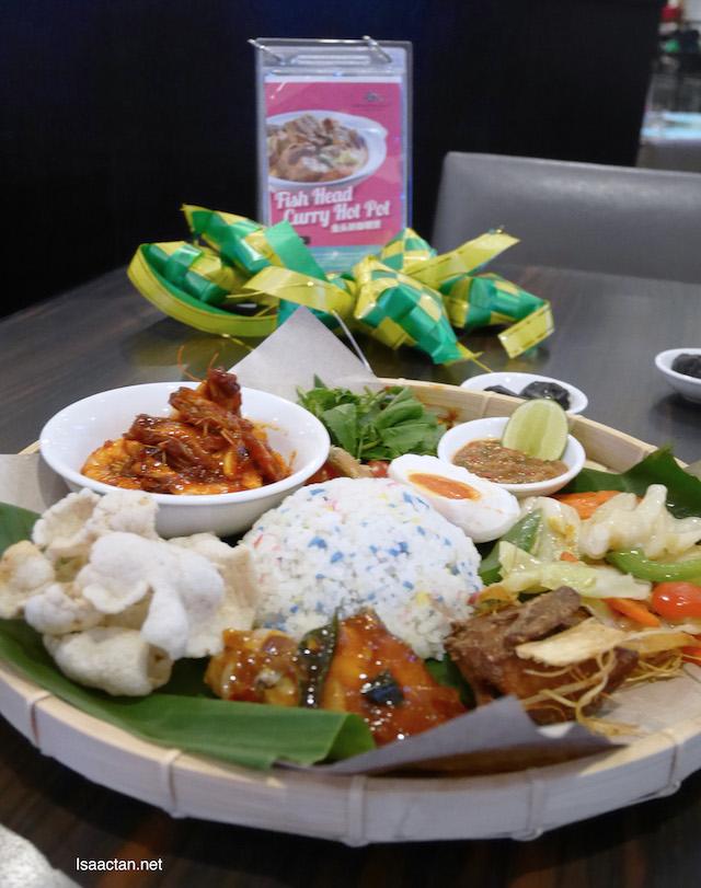 Selera Sedap Set Menu @ Grandmama's Flavours Of Malaysia