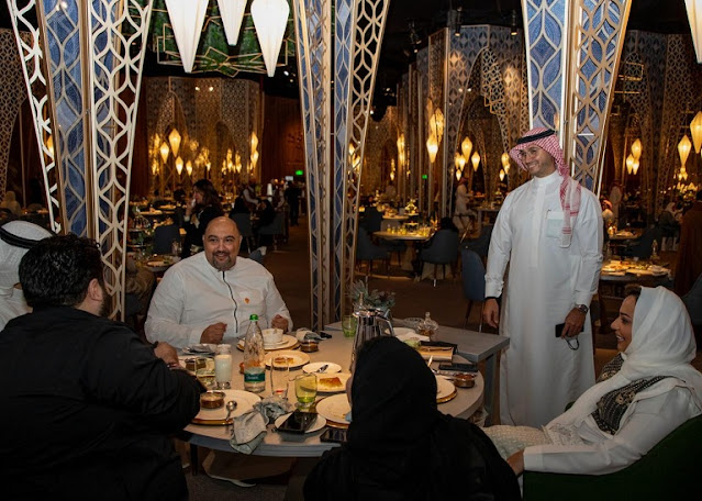 إم جي السعودية تكرم رواد التواصل الإجتماعي في شهر رمضان المبارك