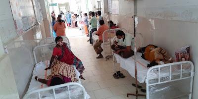 La misteriosa malattia che sta colpendo l'India