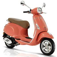 B Sınıfı Ehliyetle Kullanılabilen Motosiklet: Vespa Primavera 50