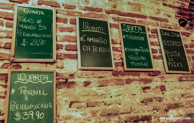 Restaurante em Recife: Capitão Lima