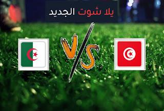 نتيجة مباراة تونس والجزائر اليوم الجمعة 11-06-2021 مباراة ودية