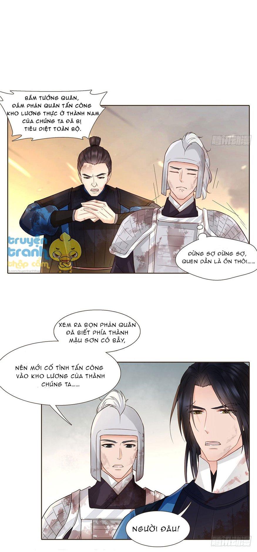 Đại Giá Thừa Tướng: Chapter 135