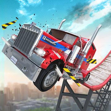 Stunt Truck Jumping (MOD, Unlocked/Money) APK Download