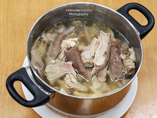 Peppered Pig Stomach Soup