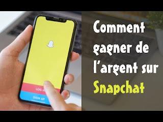 Gagner 3000 Euros avec SnapChat