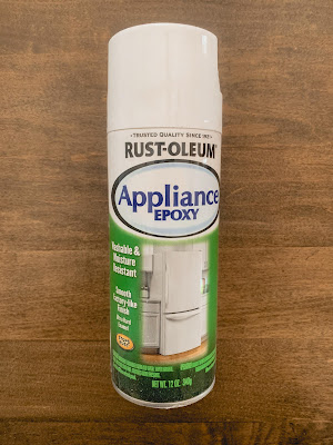 Rust-Oleum Epoxy Spray Paint
