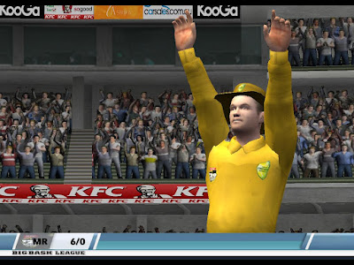 FM Studios Big Bash League (BBL) 2012 Patch