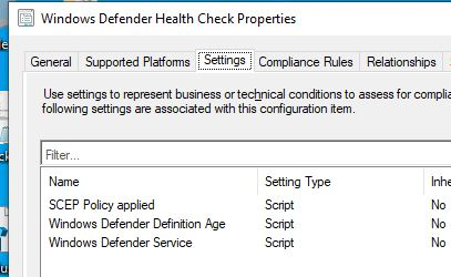 Tech Notables: SCCM Configuration Baseline for SCEP and