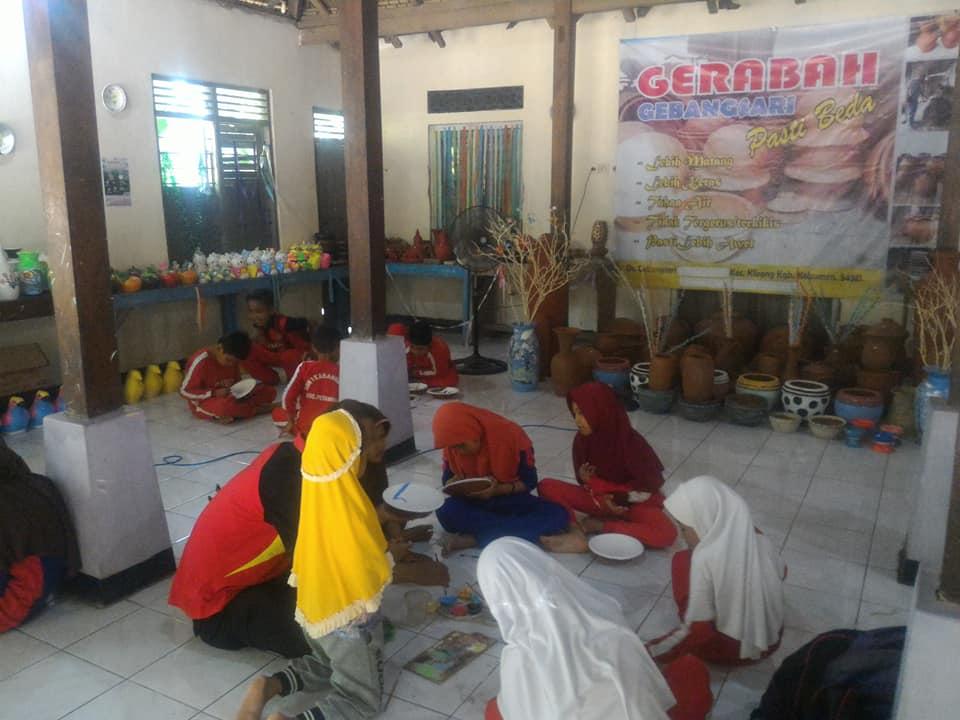 Kampung Wisata Gebangsari Klirong