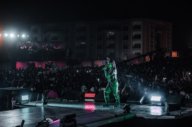 Mr Eazi Packs The House in Detty Rave 3 | Concert Review (Video)