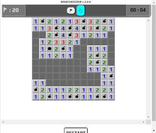 Minesweeper v2.0.0