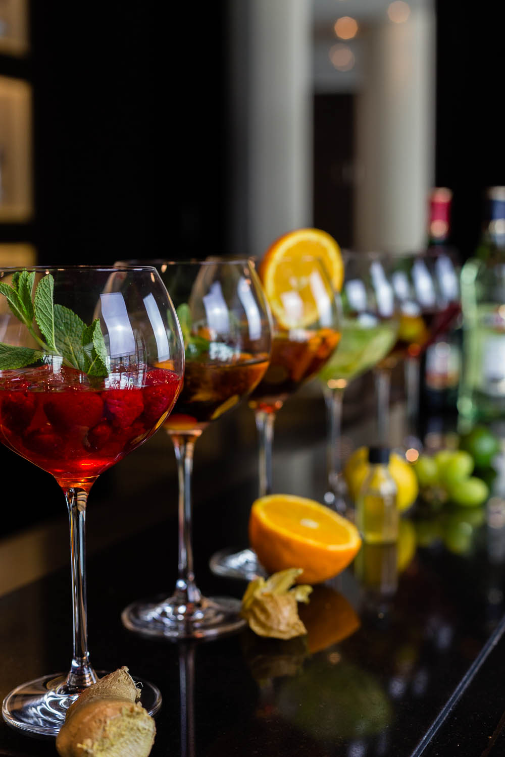 drinks colorful inspiration martini aperitif