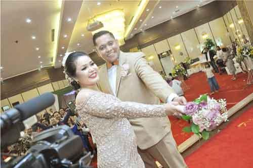 Paket Pernikahan Murah di Jakarta di Gedung.