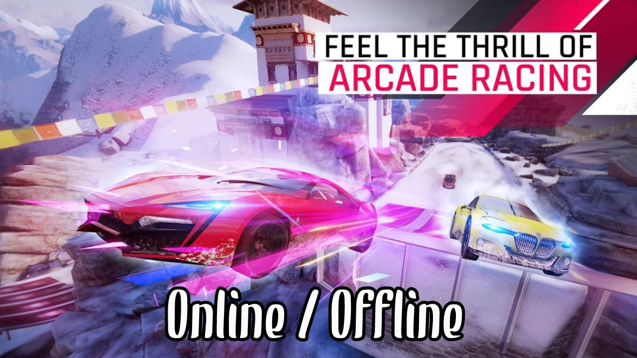 Best Arcade Car Racing Games (Online/Offline) For Android