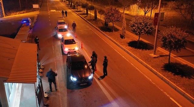 Urfa'da 3 günde rekor ceza kesildi