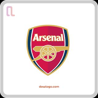 Logo Arsenal Vector Format CDR, PNG