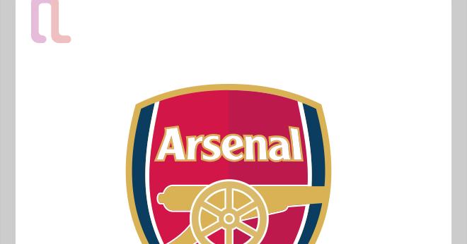logo arsenal vector format cdr png