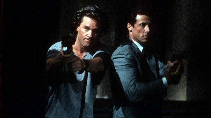 Sylvester Stallone quiere una segunda entrega de Tango & Cash junto a Kurt Russell