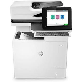HP LaserJet Enterprise Flow MFP M634h Drivers Download
