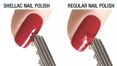 Gel Nails Vs Nail Polish