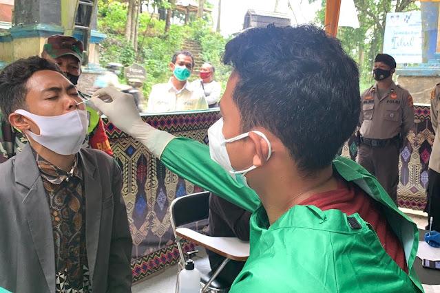 Masuk Lombok Utara diperketat, siap-siap putar balik kendaraan