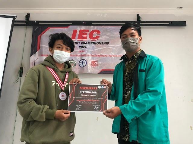 Mahasiswa Prodi MPI Juara 3 Lomba PUBG Pada IAIN Esport Competition
