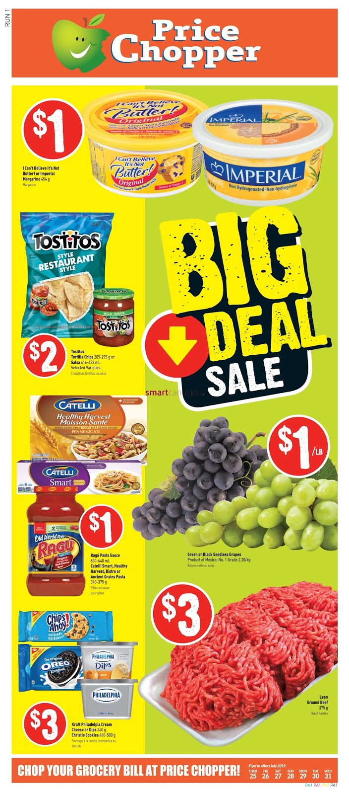 Price Chopper Flyer Valid March 4 10 2021 Low Food Prices Weekly Flyers Ontario