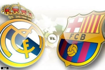 Real Madrid vs Barcelona vivo