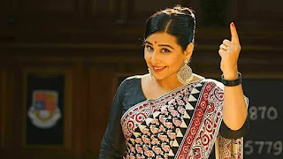 Vidya Balan As 'Shakuntala Devi' Review