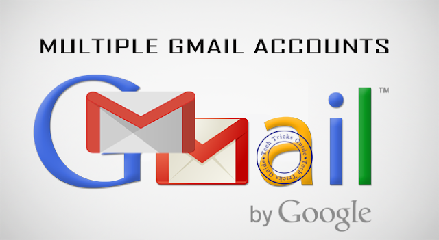 How to Manage or Add multiple Gmail Accounts [E-mail] in Gmail App