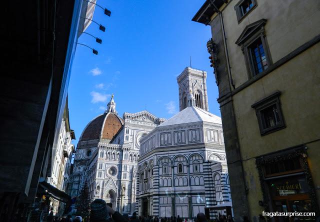 Duomo e Batistério de Florença, Itália
