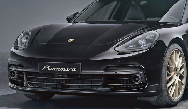 Porsche Panamera Is 10 Years Old, So Here's a Special ...