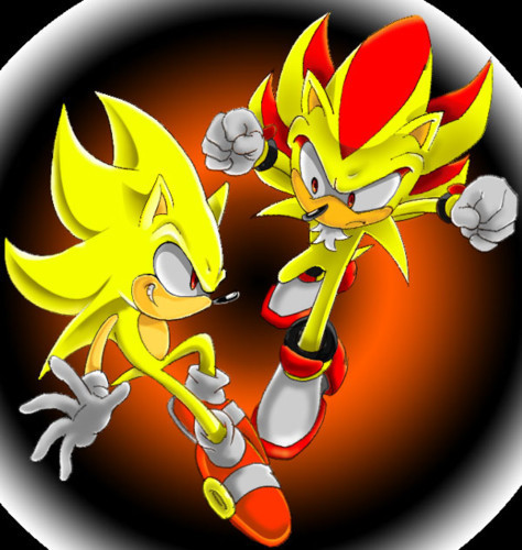 Super Shadow The Hedgehog Pictures City