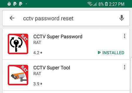 How to reset Dahua DVR/NVR admin password - SCC - CCTV