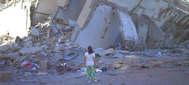 Los bombardeos israelíes causaron gran destrucción en Gaza.© UNRWA