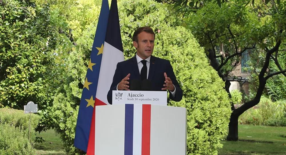 Géopolitique : La Turquie «n'est plus un partenaire» en Méditerranée orientale, dit Macron