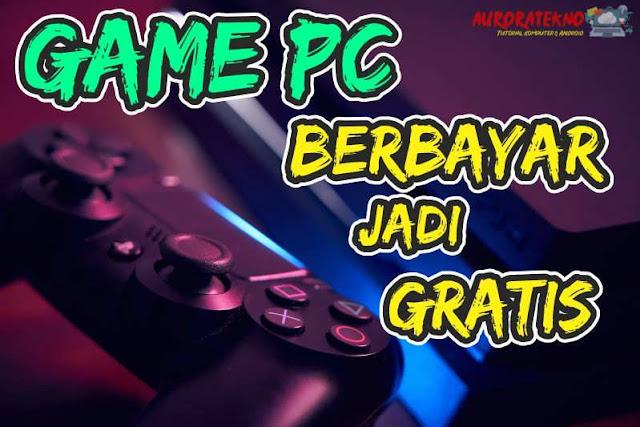 Game PC Premium Jadi Gratis Promo Diskon