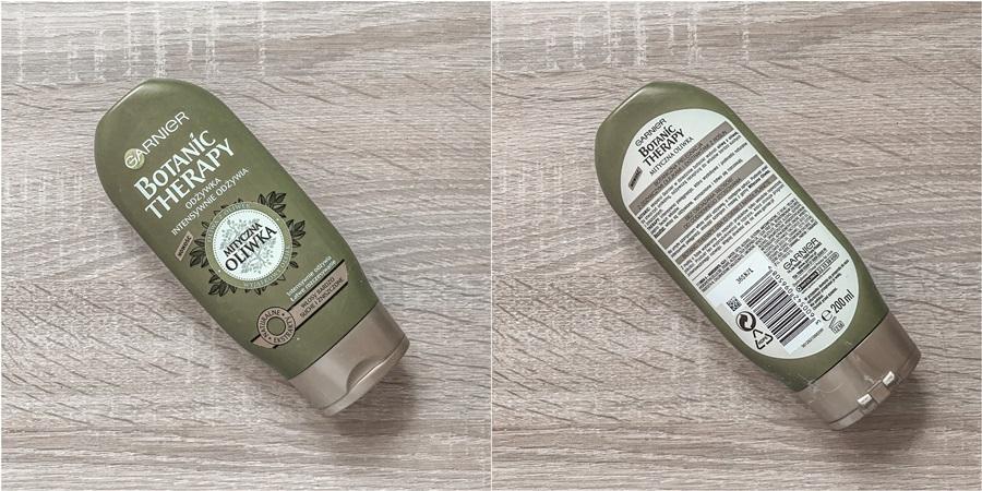 Garnier Botanic Therapy mityczna oliwka odżywka intensywnie odżywiająca