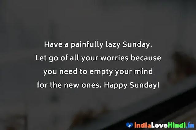 happy sunday message prayer