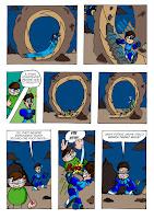 Fumetto Alessandro Comandatore - Pagina 18