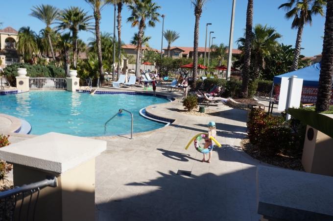 majoitus Orlandossa Regal Palms