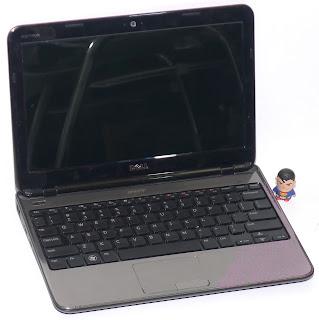Jual Laptop DELL Inspiron 1122 Second di Malang