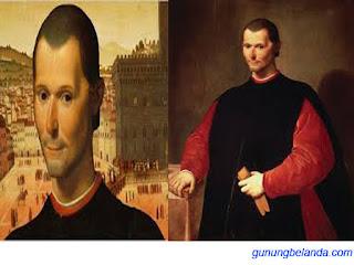 Apakah Machiavelli Orang Italia