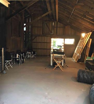 PLL set behind the scenes episode 7x07